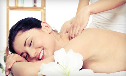 $59 for a Detox Massage Package at Heal N U Therapeutic Day Spa ($120 Value)