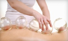60- or 90-Minute Massage with Cupping at Smiling Owl Massage (Up to 55% Off)