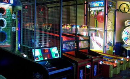 $8 for $20 Worth of Arcade Games and Pinball at Spare Time
