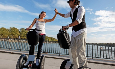Segway Tour for One, Two, or Four from Segway of Edmonds (Up to 57% Off)