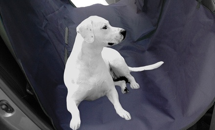 Pet Safety Hammock Car Seat Cover