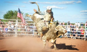 8 Seconds Bull Riding: International Bull-riding Challenge On Saturday, December 14 (up To Half Off)