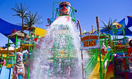$59 for General Admission for Two Plus Daily Parking for One Vehicle at Wet 'n' Wild Phoenix ($87.98 Value)