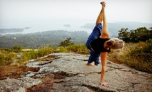 Private Yoga Session or 10 Yoga Classes at Always-At-Aum Yoga School (Up to 68% Off)