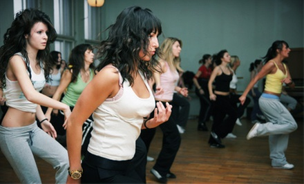 10 or 20 Zumba and Fitness Classes or One Month of Unlimited Classes at Zumba and Fitness with Marica (Up to 64% Off)