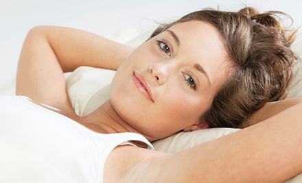 Four Laser Hair-Removal Treatments at Grandview Aesthetic Center (Up to 89% Off)