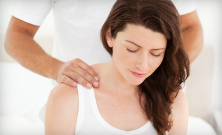 One or Three 60-Minute Swedish or Deep-Tissue Massages at Therapeutic Massage and Wellness Services (Up to 62% Off) 