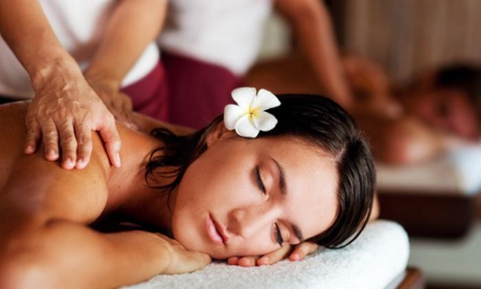 Centro Aloe - CENTRO ALOE: Percorso benessere con massaggio a scelta di 50 minuti a 29 € invece di 110