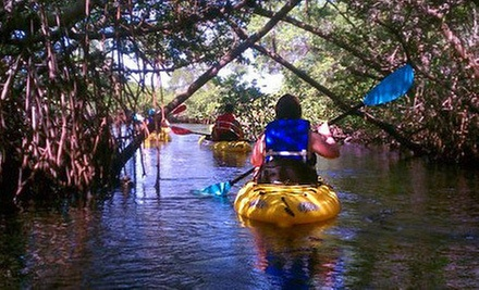 $20 for a 2.5-Hour Kayak Tour from Shan-T Native Kayak Tours (Up to $49 Value)