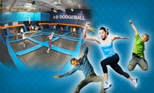 $29 for 10 SkyRobics Trampoline-Aerobics Classes at Sky Zone Memphis ($60 Value)