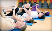 10 or 20 Classes at Nu'Lennium Fitness (Up to 84% Off)