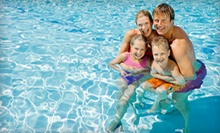 Adult or Youth Summertime Membership with Pool Access at Atlantis Sports Club & Spa (Up to 67% Off)
