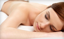 50-Minute Massage, 50-Minute Cleansing Facial, or Both at Nival Salon & Spa (Half Off)