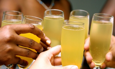 $25 for Mimosa March Entry with Six Mimosas on Saturday, October 18 ($53.74 Value)