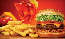 $10 for $20 Worth of Burgers and American Fare at Red Robin