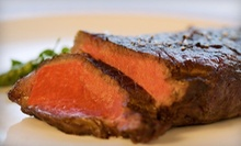 European Cuisine at Christines Creekside Inn in Birdsboro (Up to 51% Off). Two Options Available.