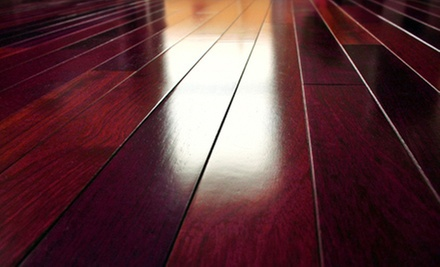 Refinishing or Installation of Up to 350 or 800 Square Feet of Flooring from A Touch of Class Painting (Up to 70% Off)