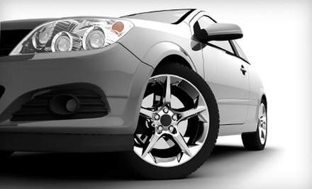 One or Two Auto-Detailing Packages at AACE Glass, Tinting, & Security Films (51% Off)