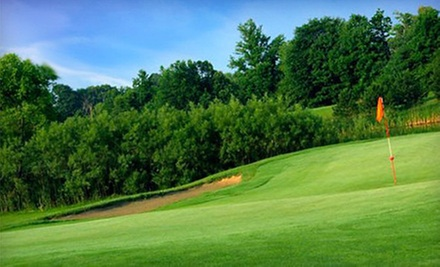 C$68 for 18 Holes of Golf for Two with a Golf Cart at Knollwood Golf Club (C$136 Value)