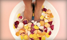 One or Two Ionic Detox Footbaths with Biophotonic Scans at Barnett Wellness (Up to 69% Off)