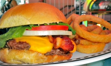 $12 for $20 Worth of American Food at River City Diner - Downtown