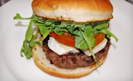 American Food for Lunch or Dinner at The O Bar & Grill (Half Off)