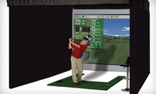 Two or Four 30-Minute P3ProSwing Golf-Simulator Sessions and Private Lessons at Bayview Golf Center (Up to 53% Off)