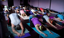 10 or 20 Yoga or Pilates Classes at Yoga Innovations (Up to 68% Off)