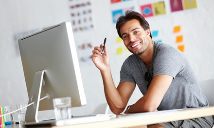 $75 for an Online IT Technician Course from Teaching 4 Business ($1,117.50 Value)