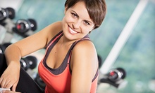 Three- or Five-Week Women's Workout Program at WOW Fitness Boot Camp, Higher Level Fitness (Up to 89% Off)