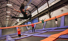 $14 for Two 60-Minute Jump Passes at Sky Zone Providence ($26 Value)