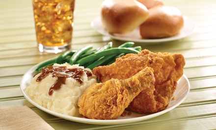 Five Groupons, Each Good for $10 at Country Buffet, Ryan's, HomeTown Buffet, Fire Mountain, or Old Country Buffet