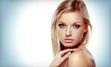 One or Three Hollywood Glamour Custom Facials at Hollywood Glamour Organic Day Resort (Up to 63% Off)
