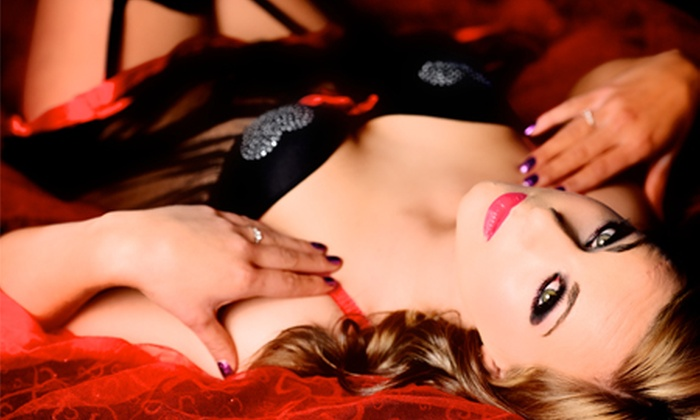 Boudoir Superstar by Andrea Barrett - Leeds: Boudoir or Vintage Boudoir Photoshoot with Makeover from £12 (Up to 95% Off)