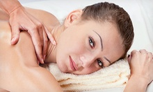 One or Two Renewal Massages with a 30-Minute Infrared-Sauna Session at Balanced Bodyworks Massage &amp; Yoga (53% Off)