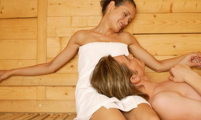 Mivida 2 - Fano (PU): Percorso benessere di coppia con massaggio a 39 € invece di 130