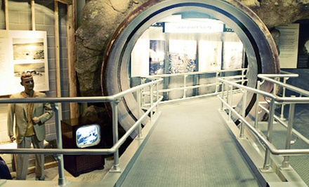Atomic Testing Museum Visit for Two or Four with Optional Access to the Area 51 Exhibit (Up to 58% Off)