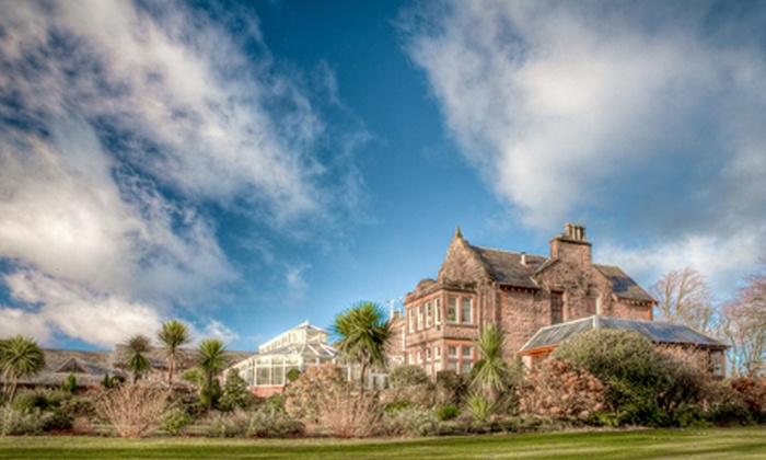 Auchrannie Resort - Brodick: Isle of Arran: 1 or 2 Night Stay For Two from £55 at Auchrannie Resort