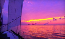 Four-Hour Weekday or Weekend Dinner or Brunch Sail for Two from Atlantic Sailing Experience (Up to 58% Off)