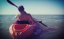 Two-Hour Kayak or Paddleboard Rental for Two or All-Day Rental for One at West River Kayak & Canoe (Up to 56% Off)