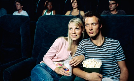 Movie, Popcorn, and Beverages for Two, or One Year of Unlimited Movies for Two at Clova Cinema (Up to 58% Off)
