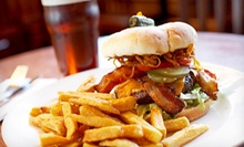 $15 for $30 Worth of Eclectic Pub Food at The Spirit Bar