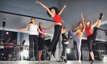 Five Zumba Classes or One Introductory Pole-Dancing Class at Rondi's S.E.L.F. Fitness in Oswego (Up to 70% Off)