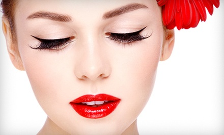 Permanent Makeup at Goldfingers Skin Care (Up to 62% Off). Two Options Available.