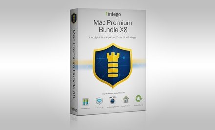 Mac Premium Bundle X8 for Mac OS X (Digital Download)