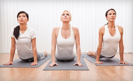 10 or 20 Yoga Classes at Balanced Life Yoga (Up to 81% Off)