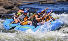Guided City Rafting Trip for Two on MondayFriday or on Saturday or Sunday from River City Rafting (Half Off)