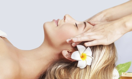 Massage, Facial, Conditioning, and Haircut at Cactus Salon & Spa (Up to 62% Off). Three Options Available.