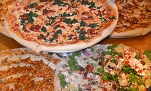Pizzeria Fare or a Pizza Package with Wings and Breadsticks at Great Northern Pizza Kitchen (Up to 52% Off)
