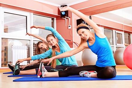 One, Three, or Five Intro or Regular Pilates Classes at Above & Beyond The Pilates Studio (Up to 58% Off)
